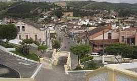 Bananeiras - Bananeiras-PB-Vista da área central da cidade-Foto:alagoinhaemfoco.blogspot.com