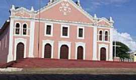 Barra de S�o Miguel - Igreja de Barra de S�o Miguel-Foto:Arnaldo Vitorino da �