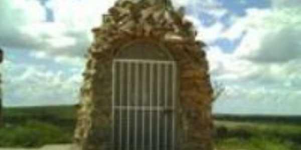 gruta de nossa senhora de fatima, Por bart� decora�oes