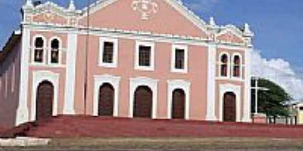 Igreja de Barra de S�o Miguel-Foto:Arnaldo Vitorino da �
