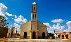 Belém do Brejo do Cruz - Igreja Matriz - por Wilson Alcaras