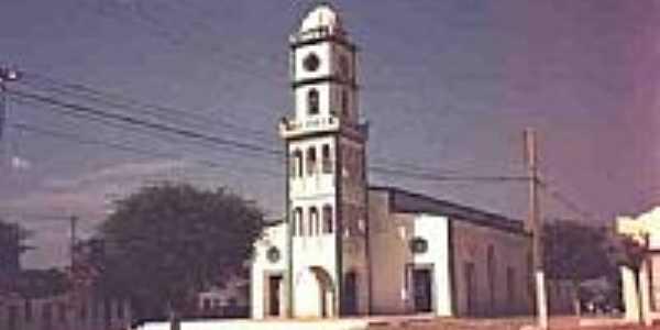 Igreja Imaculada Conceição por Valdinho