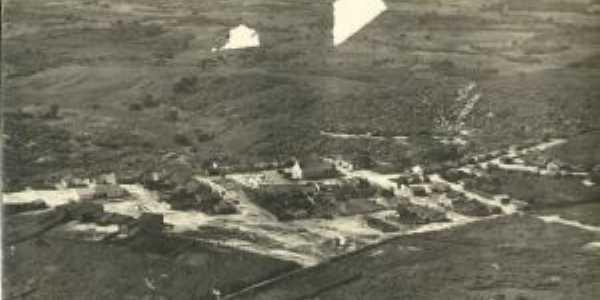 1ª foto aérea de Bom Jesus  1964, Por TITO LIBIO DIAS