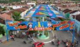 Bonito de Santa Fé - Ornamentação para as festas de Santo Antonio 2009, Por lecy Lacerda Alencar