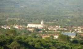 Bonito de Santa F� - vista a�rea de Bonito de Santa F�, Por Clecy Lacerda Alencar