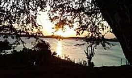 Boqueirão - Pôr do Sol no Açude Boqueirão-PB-Foto:odiney ribeiro