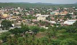 Boqueirão - Vista da cidade de Boqueirão-PB-Foto:JordãoJúnior