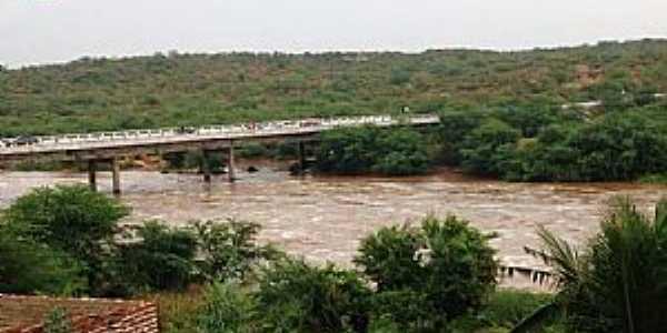 Rio Taperoá Afluente do Açude Epitácio Pessoa - Boqueirão - PB