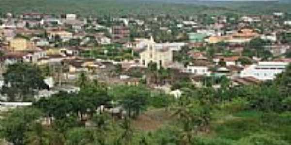 Vista da cidade de Boqueirão-PB-Foto:JordãoJúnior