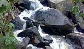 Borborema - Parte da Cachoeira do Roncador