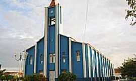 Brejo do Cruz - Igreja Matriz - Brejo do Cruz-PB
