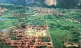 Brejo do Cruz - Vista aerea da cidade, Por josieliton barbosa dos santos