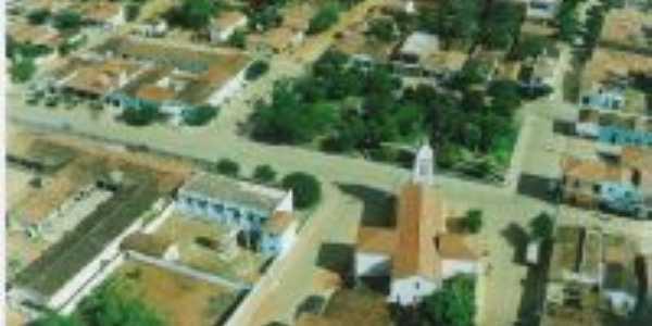 Vista aérea da cidade, Por Edivan Veras