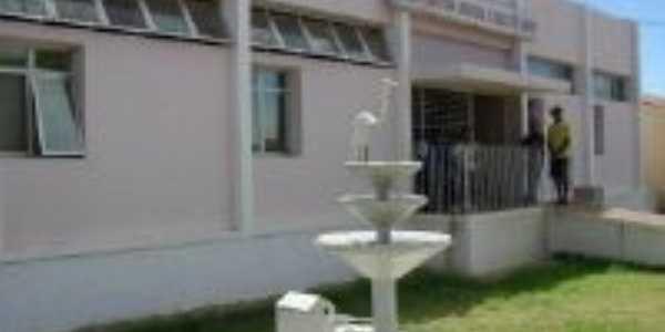 Sede da Prefeitura, Por Edivan Veras