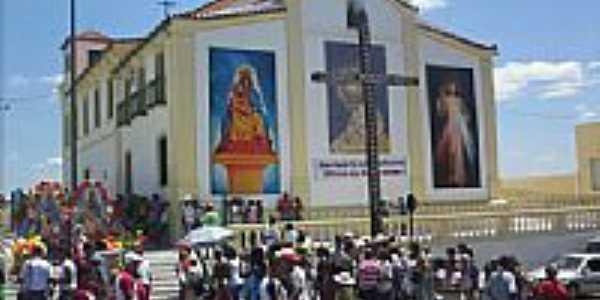 Igreja de N.Sra.das Candeias em Candeias-BA-Foto:kleberbambam85