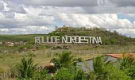 Cabaceiras - Homenagem da cidade, Cabaceiras-PB-Foto:Aderbal Nunes