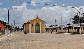 Cabedelo - Cabedelo-PB-Igreja de São Sebastião-Foto:Egberto Araújo