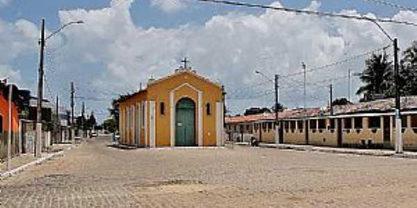 Cabedelo-PB-Igreja de São Sebastião-Foto:Egberto Araújo