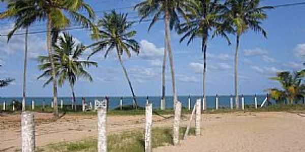 Cabedelo-PB-Praia de Ponta de Campina-Foto:FamíliaSiqueira