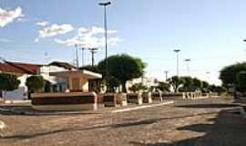 Cacimba de Areia - Cacimba de Areia-PB-Avenida Principal-Foto:Jozivan Antero