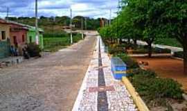 Cacimbas - Cacimbas-PB-Praça em Cacimbas-Foto:paulo.miguel