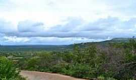 Cacimbas - Cacimbas-PB-Vista do vale nas proximidades-Foto:Rafael José Rorato