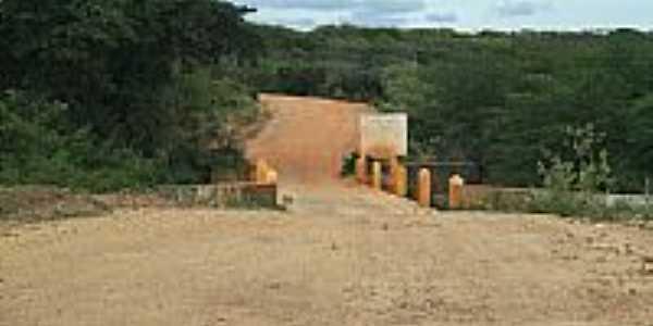 Cacimbas-PB-Ponte em Cacimbas-Foto:Egberto Araújo