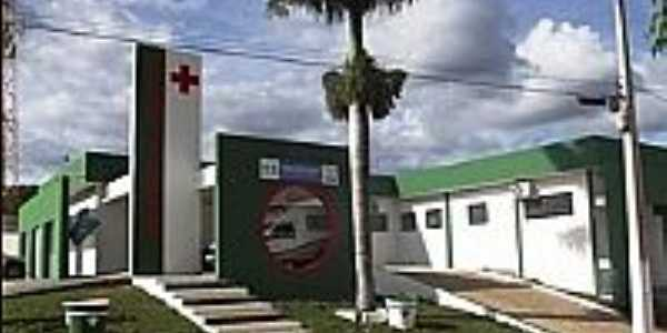 Cacimbas-PB-Unidade Básica de Saúde-Foto:cacimbas.pb.