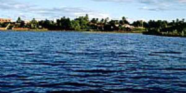 Lagoa do Mocambo - Candiba-Foto:lazaromed