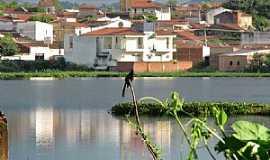 Cajazeiras - Cajazeiras-PB-Bela imagem no Açude Grande-Foto:GaldinoVilante