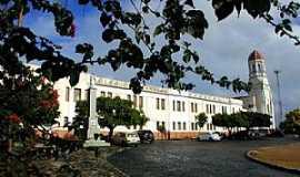 Cajazeiras - Cajazeiras-PB-Colégio Diocesano-Foto:GaldinoVilante