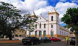 Cajazeiras - Cajazeiras-PB-Igreja de N.Sra.de F�tima-Foto:GaldinoVilante