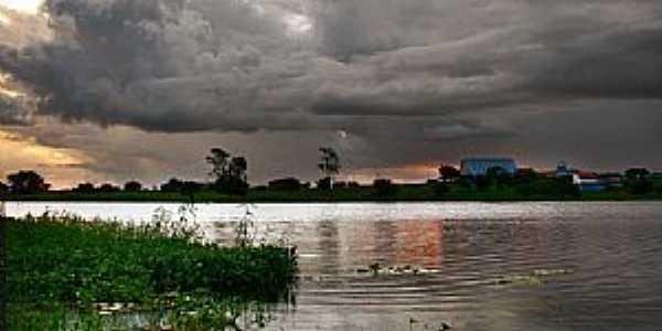 Cajazeiras-PB-Açude Grande-Foto:GaldinoVilante