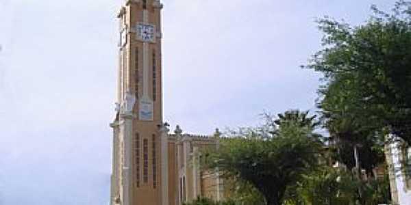 Cajazeiras-PB-Catedral de N.Sra.da Piedade-Foto:Vicente A. Queiroz