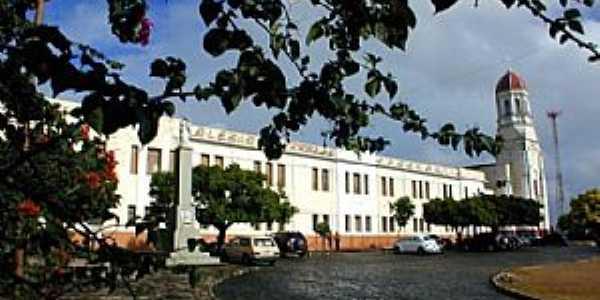 Cajazeiras-PB-Col�gio Diocesano-Foto:GaldinoVilante