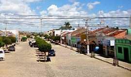 Camalaú - Camalaú-PB-Avenida central-Foto:gazetauniversal.