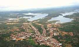 Camalaú - Vista aérea de Camalaú-PB-Foto:@ivandrobqueiroz
