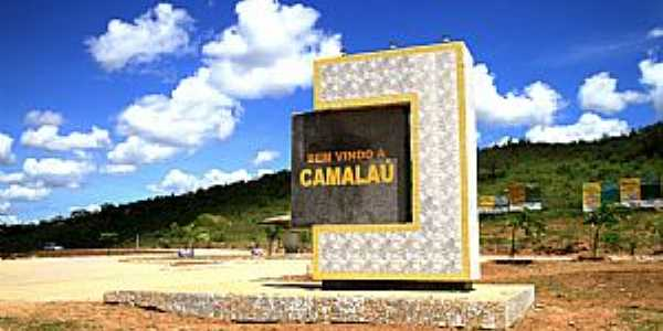 Camalaú-PB-Pórtico de entrada-Foto:paraibacriativa..