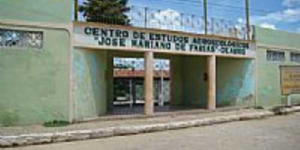 CEAGRO em Camalaú-PB-Foto:@ivandrobqueiroz
