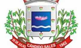 Cândido Sales - Brasão