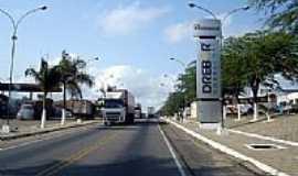 Cândido Sales - Entrada de Cândido Sales-BA-Foto:Tiago de Jesus