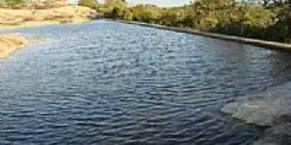 Barragem do Valério-Foto:Lenilson Silva