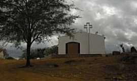 Catol� do Rocha - Catol� do Rocha-PB-Capela no Bairro Catol� de Baixo-Foto:Jean Vieira