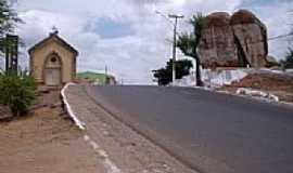 Catol� do Rocha - Catol� do Rocha-PB-Capelinha de S�o Jos� no Bairro do Corrente-Foto:Jean Vieira
