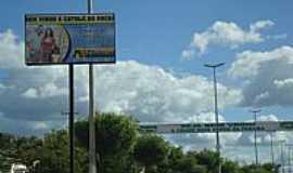 Catolé do Rocha - Catolé do Rocha-PB-Pórtico de entrada da cidade-Foto:Walter Leite