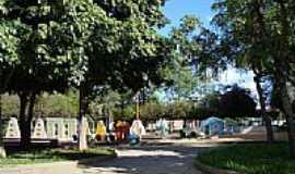 Catolé do Rocha - Catolé do Rocha-PB-Praça Prefeito Sergio Maia no centro da cidade-Foto:Walter Leite