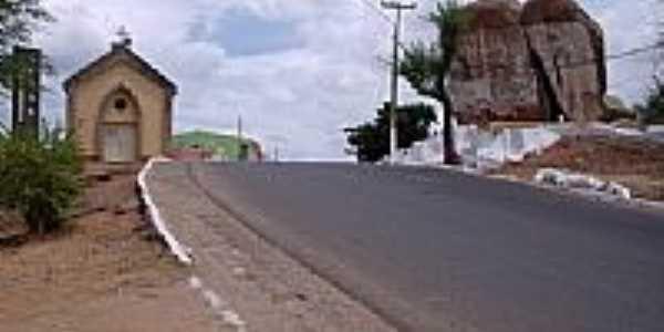 Catolé do Rocha-PB-Capelinha de São José no Bairro do Corrente-Foto:Jean Vieira