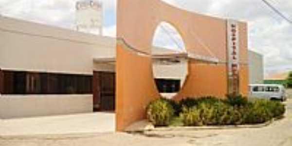 Catolé do Rocha-PB-Hospital Municipal-Foto:Jean Vieira