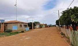 Canoão - Rua principal de Canoão-BA-Foto:Admirando o Brasil e…