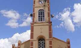 Condado - Condado-PB-Igreja de São Sebastião-Foto:adilsongenipapo